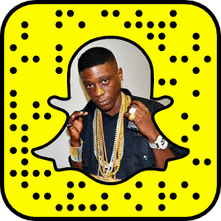 What is lil boosie snapchat