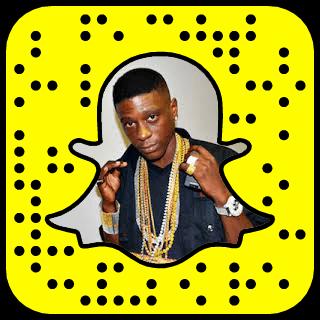 Lil Boosie Snapchat username