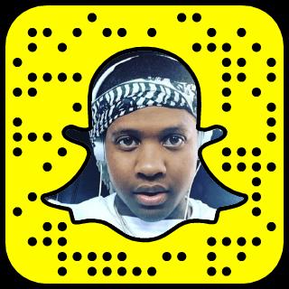Lil Durk Snapchat username
