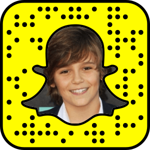 Lincoln Melcher Snapchat username