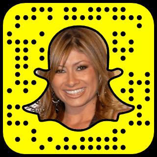 Lisa Daniels Snapchat username