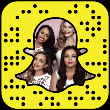 Little Mix snapchat