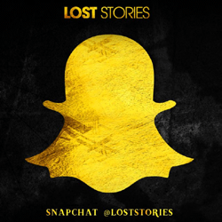 Lost STories snapchat