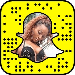 Luana Alves Snapchat username