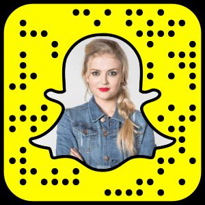 Lucy Fallon Snapchat username
