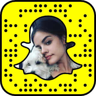 Lucy Hale Snapchat username