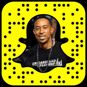 Ludacris Snapchat username