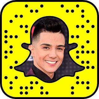 Luis Coronel Snapchat username