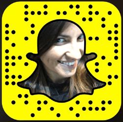 Maite Perroni Snapchat username