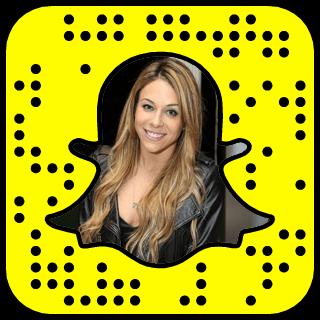 Mandy Jiroux Snapchat username