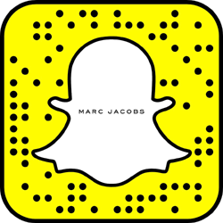 Marc Jacobs Snapchat username