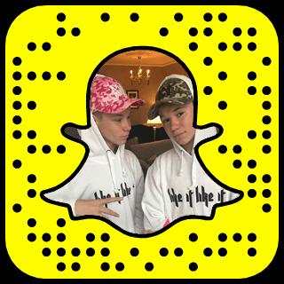 Marcus & Martinus Snapchat username