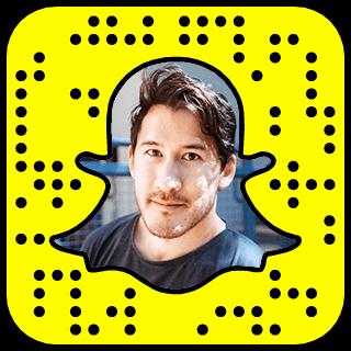 Markiplier Snapchat username