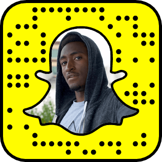 Marques Brownlee Snapchat username