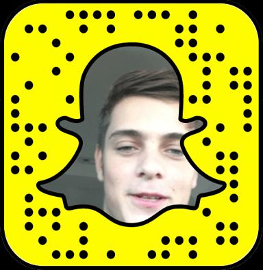 Martin Garrix snapchat