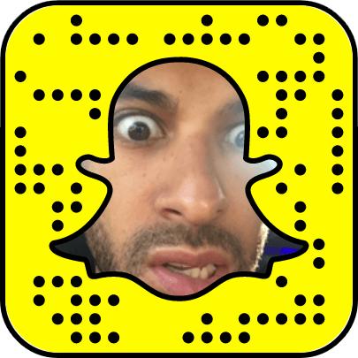 Marvin Humes Snapchat username