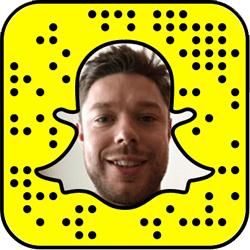 Matthew Dellavadova Snapchat username