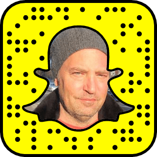 Matthew Perry Snapchat username