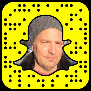 Matthew Perry snapchat