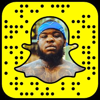 Maxo Kream Snapchat username