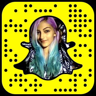 MdeMatu Snapchat username