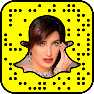 Mehwish Hayat Snapchat username