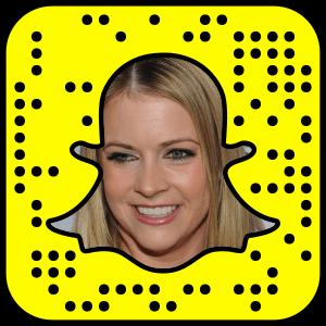 Melissa Joan Hart Snapchat username