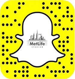 MetLife Snapchat username