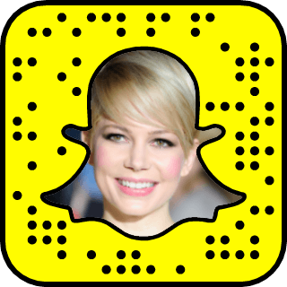Michelle Williams Snapchat username