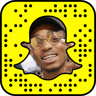 Migos Snapchat username