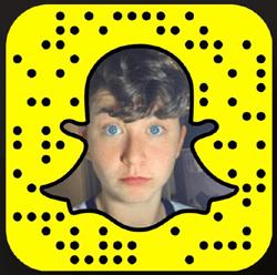 Miles Mckenna Snapchat username