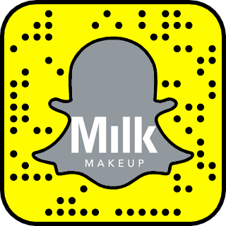Milk Makeup Snapchat username