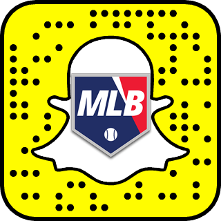 MLB Snapchat username