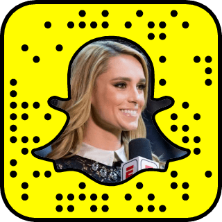Molly McGrath Snapchat username