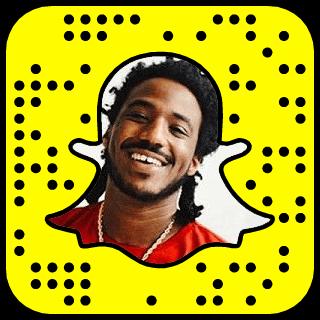 Mozzy Snapchat username