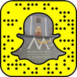 Museo de Arte de Puerto Rico Snapchat username