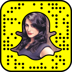 Nargis Fakhri Snapchat username