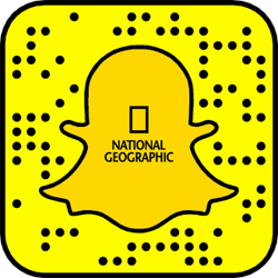 National Geographic Snapchat username