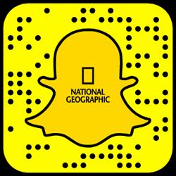 National Geographic Snapchat username