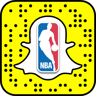 NBA League snapchat