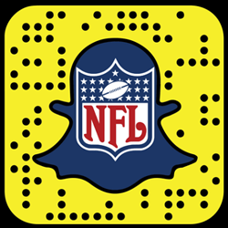 NFL snapchat