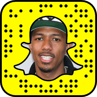 Nick Cannon Snapchat username