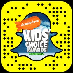 Nickelodeon Snapchat username