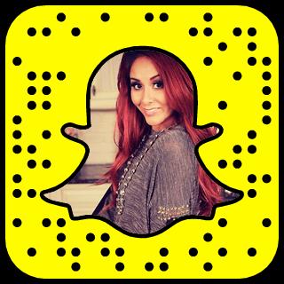 Nicole Polizzi Snapchat username