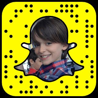 Noah Schnapp Snapchat username