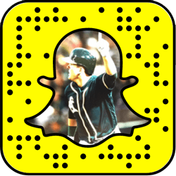 Oakland Athletics Snapchat username