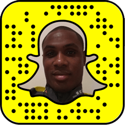 Odion Ighalo Snapchat username