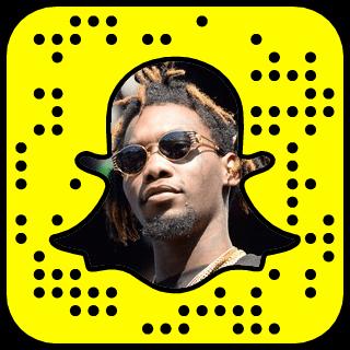 OFFSET Snapchat username