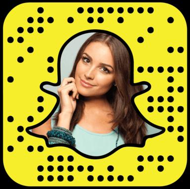 Olivia Culpo Snapchat username
