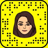 Olympia Valance Snapchat username